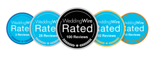 100 Wedding Wire Reviews