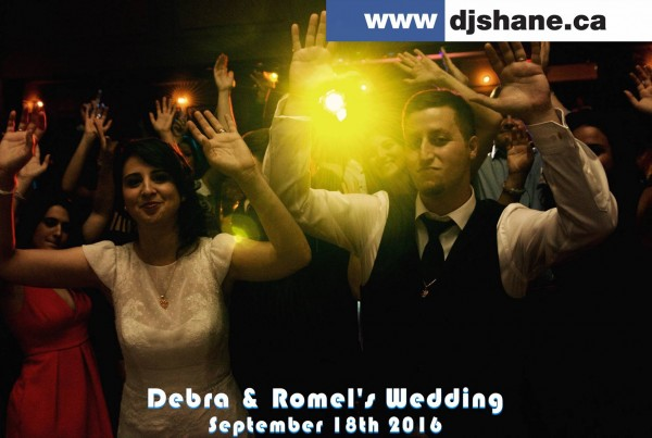 debra & romel's wedding Photo Booth #djshaneteam