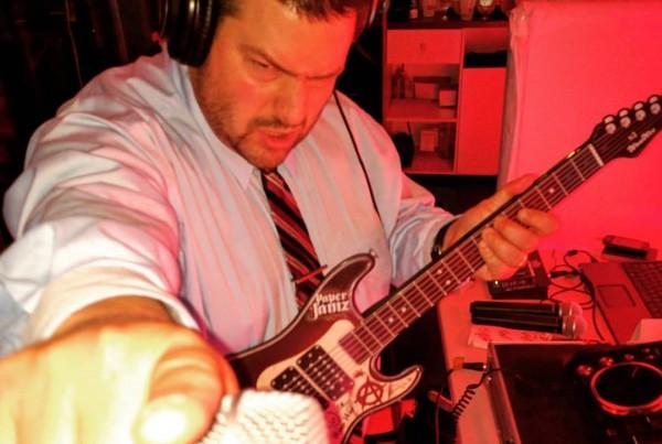 DJ Shane Oliveira Boucherville Wedding DJ