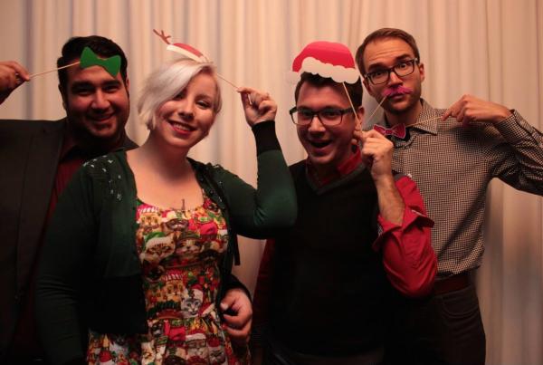 Soins Temporaires ou Permanents Christmas Party