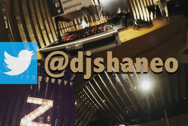 ZIBO! Restaurant DJ Shane Oliveira www.djshane.ca